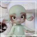 Sëane - Green Skin avec makeup