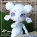 Tiny BJD Mimü Bélier White Skin