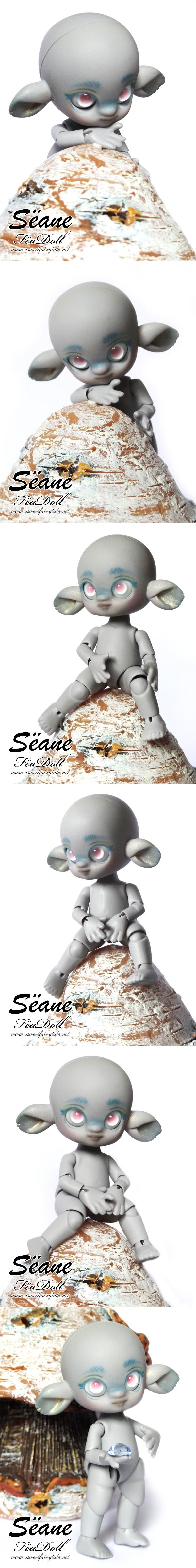 Sëane grey skin