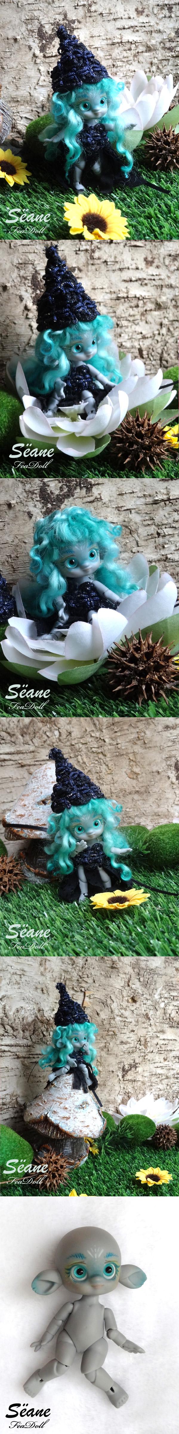 Sëane Green Skin Fullset  Little Zamarat