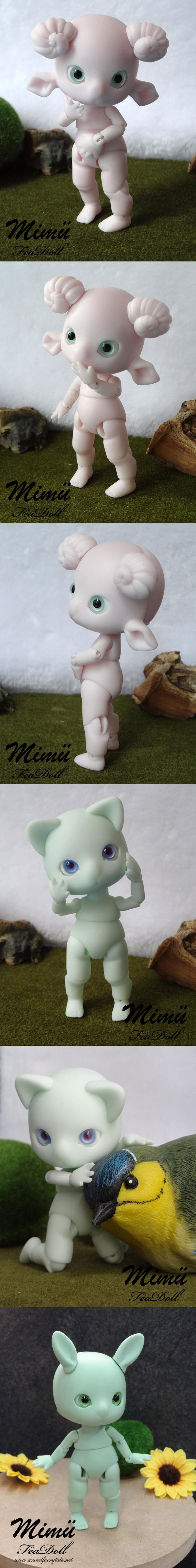Mimü Bélier, Chat, Lapin