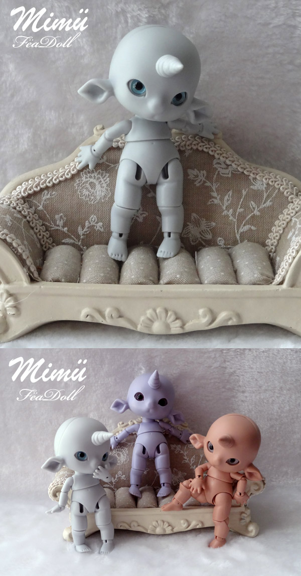 Mimu unicorn