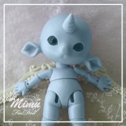 Tiny BJD Mimü, Unicorn, Reservation pre-orders