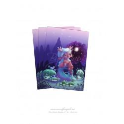 "postcard A6  ""Mimü Deer"""