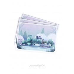 "postcard A6  ""Spirit Stone"""