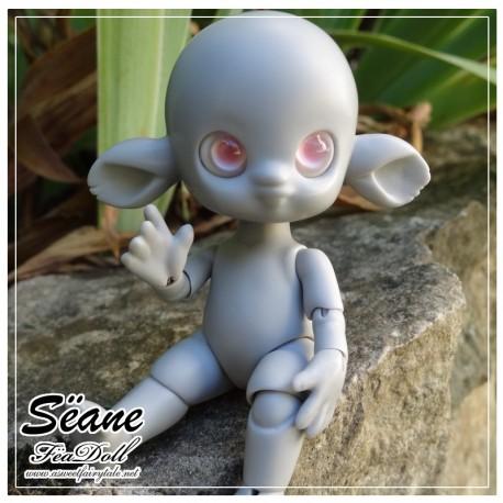Tiny BJD Sëane - Grey Skin