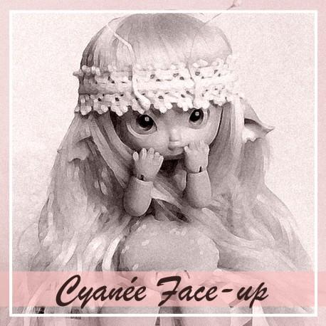 Cyanée - Option make-up