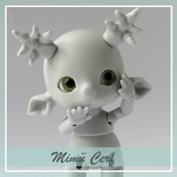 IN STOCK BJD Mimü Deer grey Skin