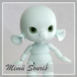IN STOCK BJD Mimü mouse mint Skin