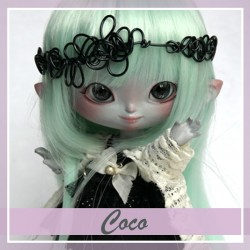 SOLD OUT Pre-order Tiny BJD Coco elfe