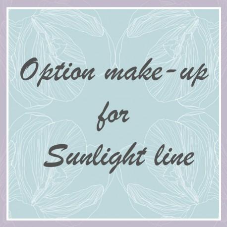Option make-up for Sunlight line