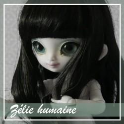 SOLD OUT Tiny BJD Zélie human