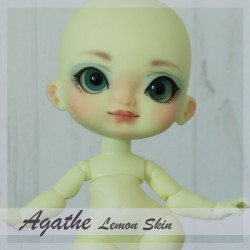 Sales period 2 & 3 January  Tiny BJD Agathe - Lemon Skin