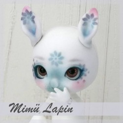 IN STOCK Tiny BJD Mimü white bunny